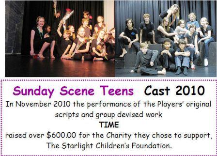2010 Drama Scene Teens